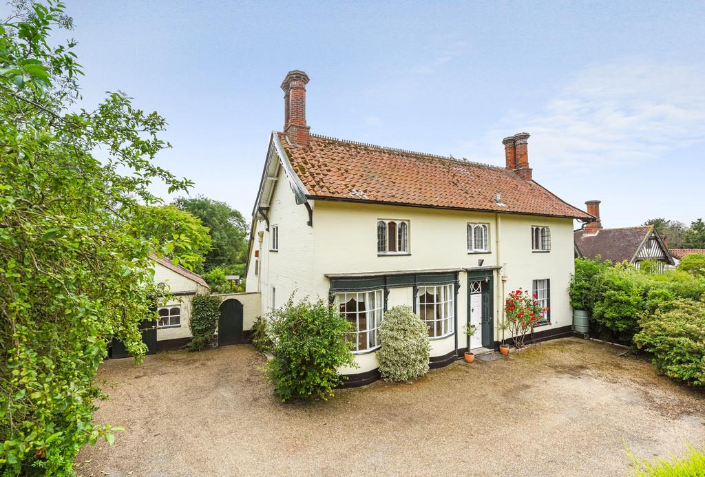 5 Bedrooms Detached House for sale in Easton, Nr Framlingham, Suffolk