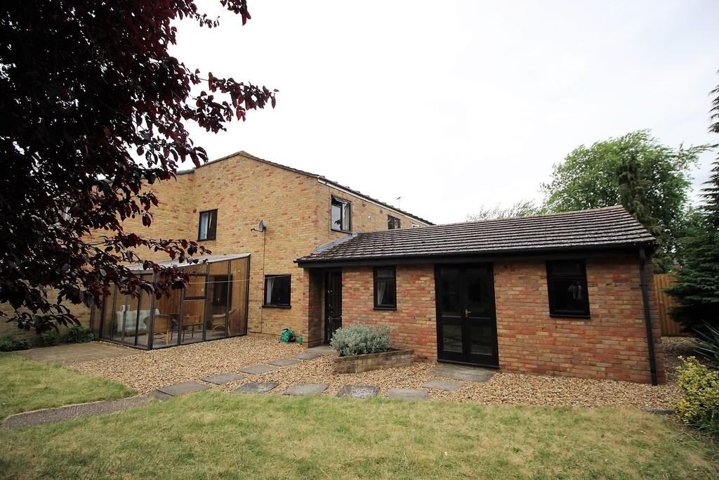 4 Bedrooms Terraced House for sale in Crosfield Court, Cambridge