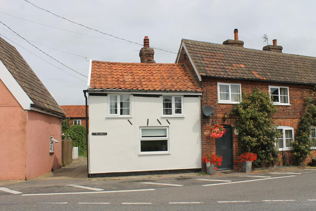2 Bedrooms Cottage House for sale in Tunstall, Nr Woodbridge