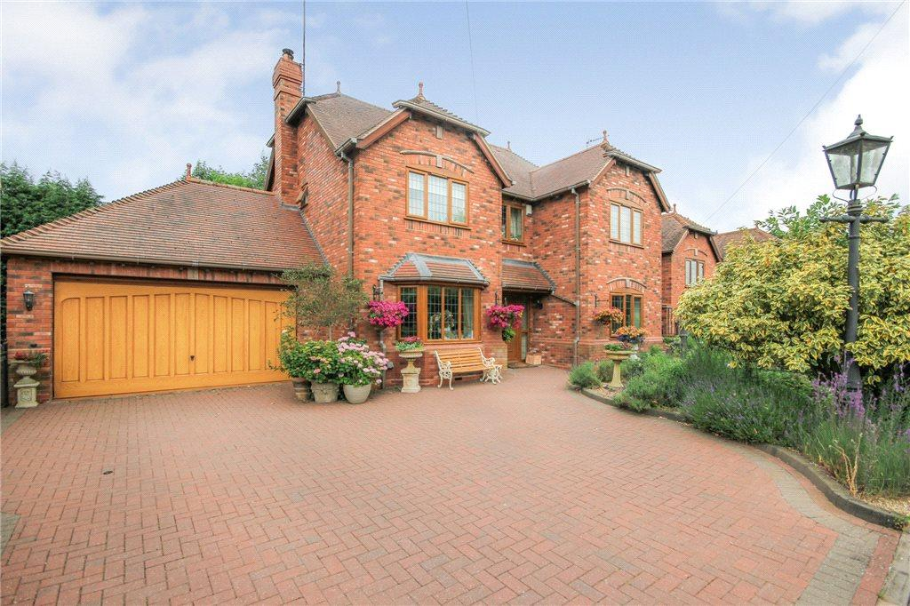 4 Bedrooms Detached House for sale in Gallows Hill, Kinver, Stourbridge, West Midlands, DY7