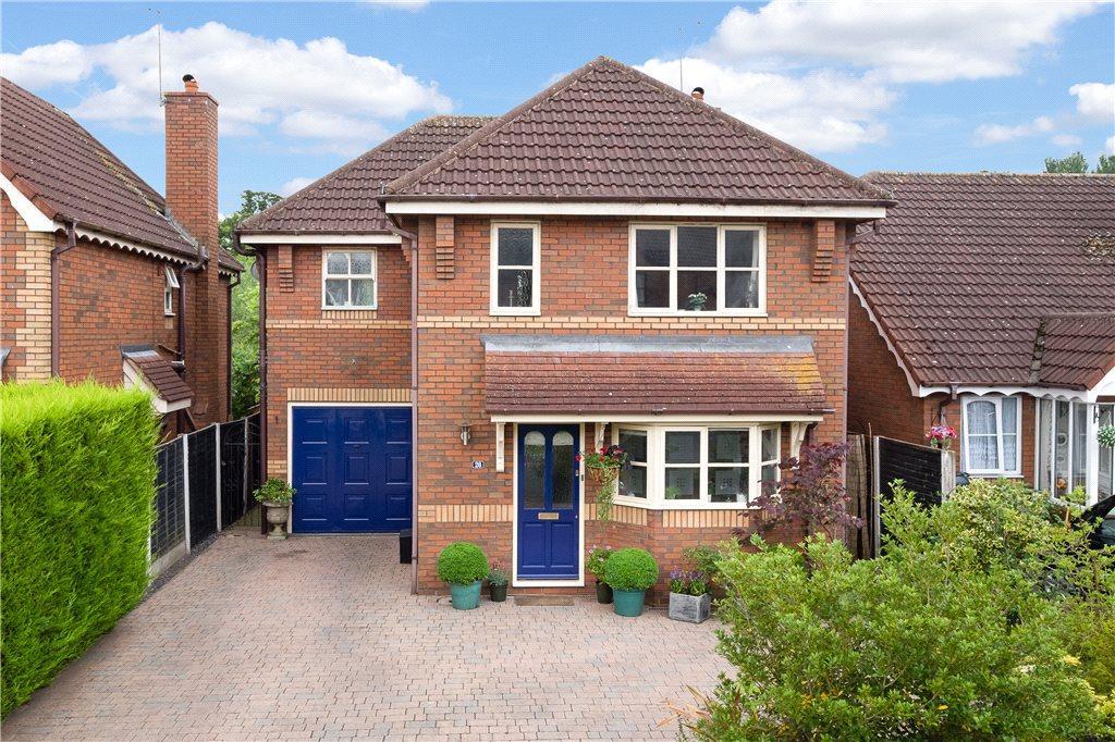 4 Bedrooms Detached House for sale in Vaughan Road, Cleobury Mortimer, Kidderminster, Shropshire, DY14