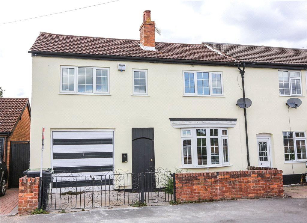 4 Bedrooms End Of Terrace House for sale in Junction Road, Bromsgrove, B61