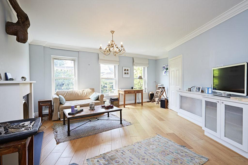 3 Bedrooms Terraced House for sale in Milson Road, Brook Green, London, W14