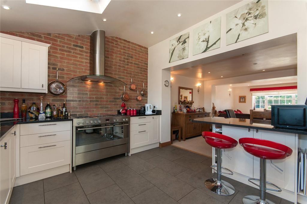 3 Bedrooms Semi Detached House for sale in Evelyn Cottages, Abinger Lane, Abinger Common, Dorking, RH5