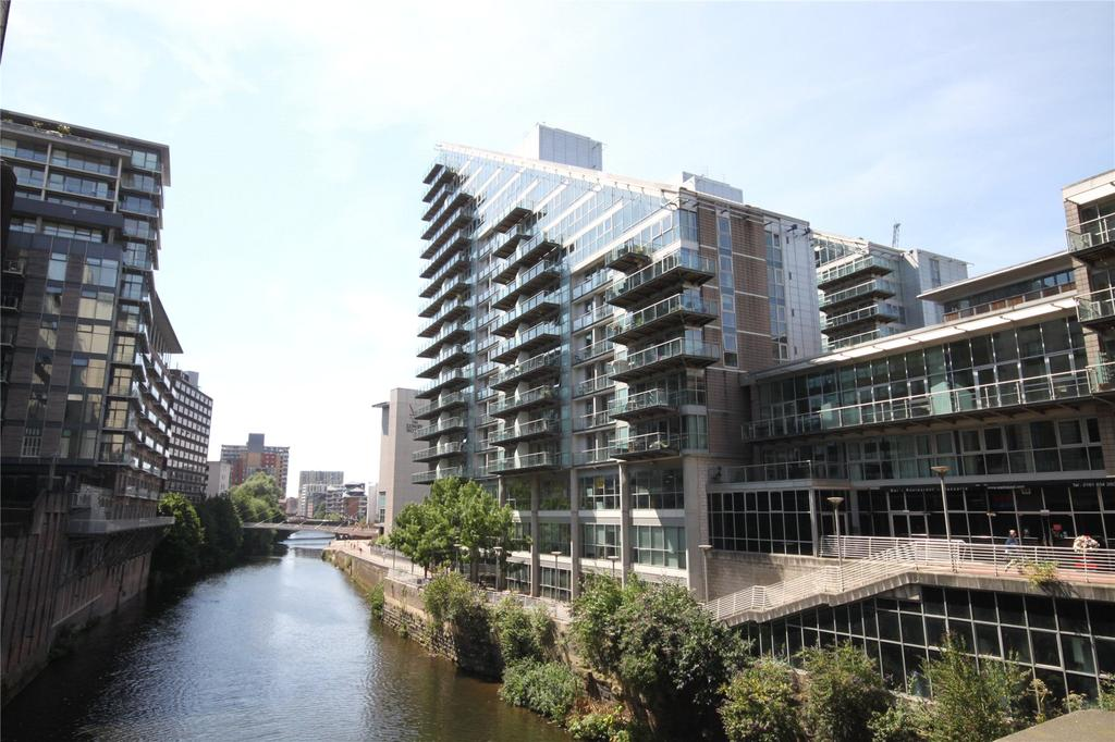 2 Bedrooms Flat for sale in The Edge, Clowes Street, Salford, Greater Manchester, M3