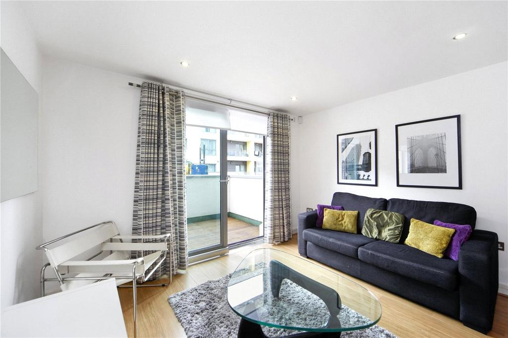 1 Bedroom Flat for sale in Diprose Court, 8 Bow Common Lane, London, E3