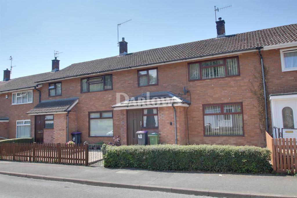 3 Bedrooms Terraced House for sale in Beaumaris Drive, Llanyravon, Cwmbran