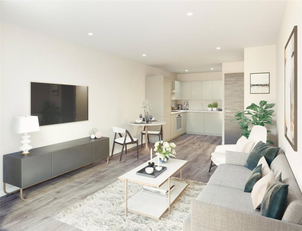 1 Bedroom Flat for sale in The Hallmark, Cheetham Hill Road, Manchester, Greater Manchester, M4