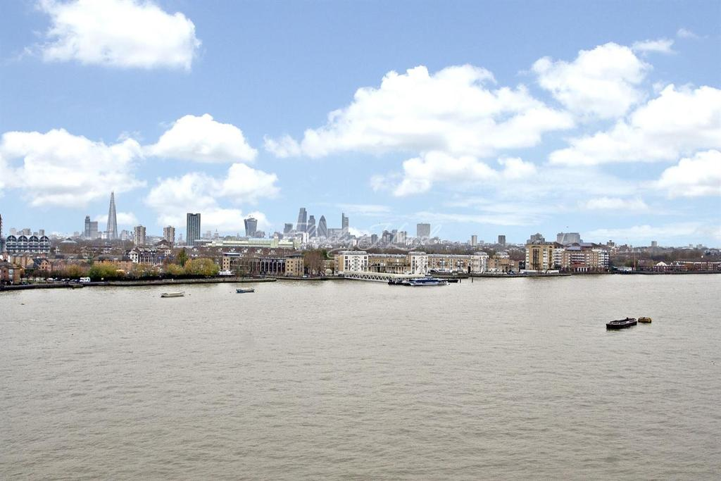 2 Bedrooms Flat for sale in Orion Point, E14