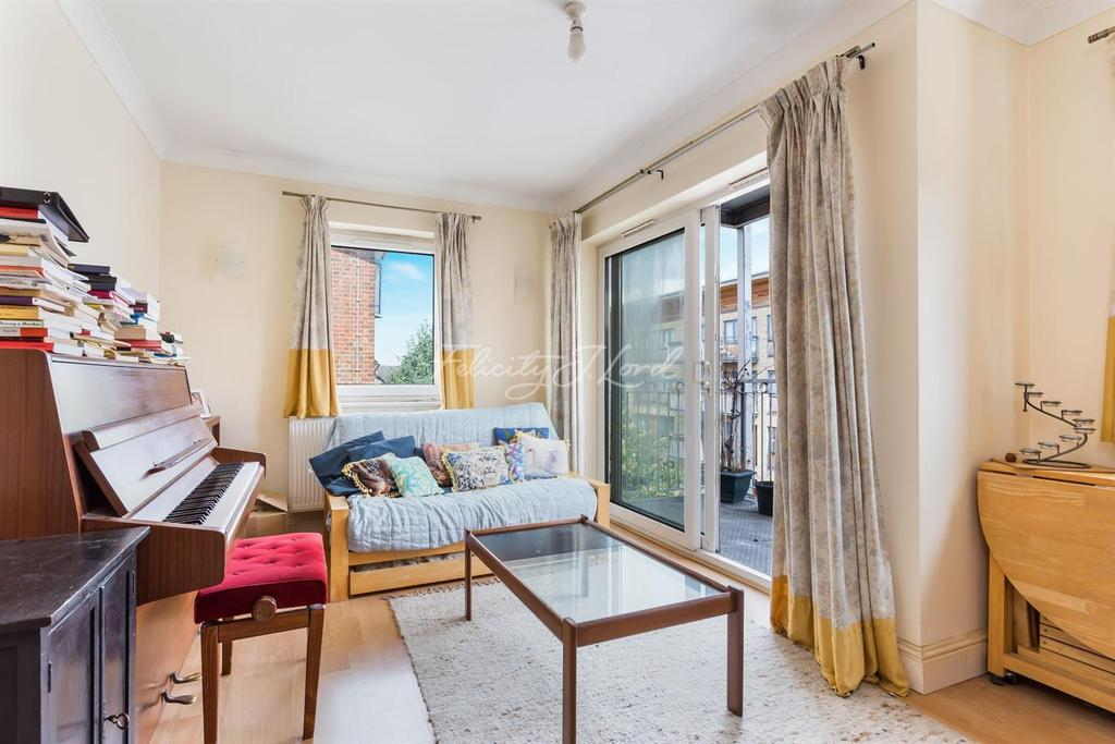 1 Bedroom Flat for sale in Coopers Road, SE1