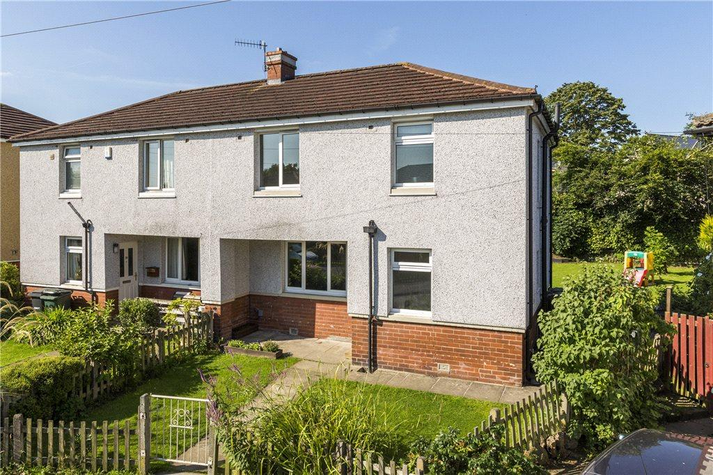 3 Bedrooms Semi Detached House for sale in Wyvil Crescent, Ilkley, West Yorkshire