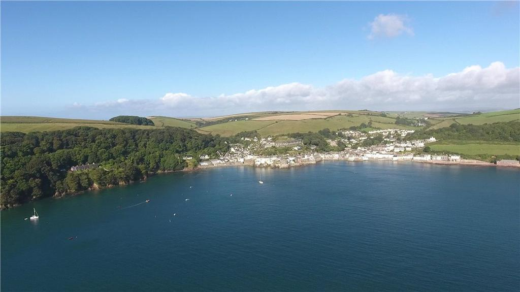 4 Bedrooms Penthouse Flat for sale in The Bay Apartments, Cawsand, Torpoint, Cornwall, PL10
