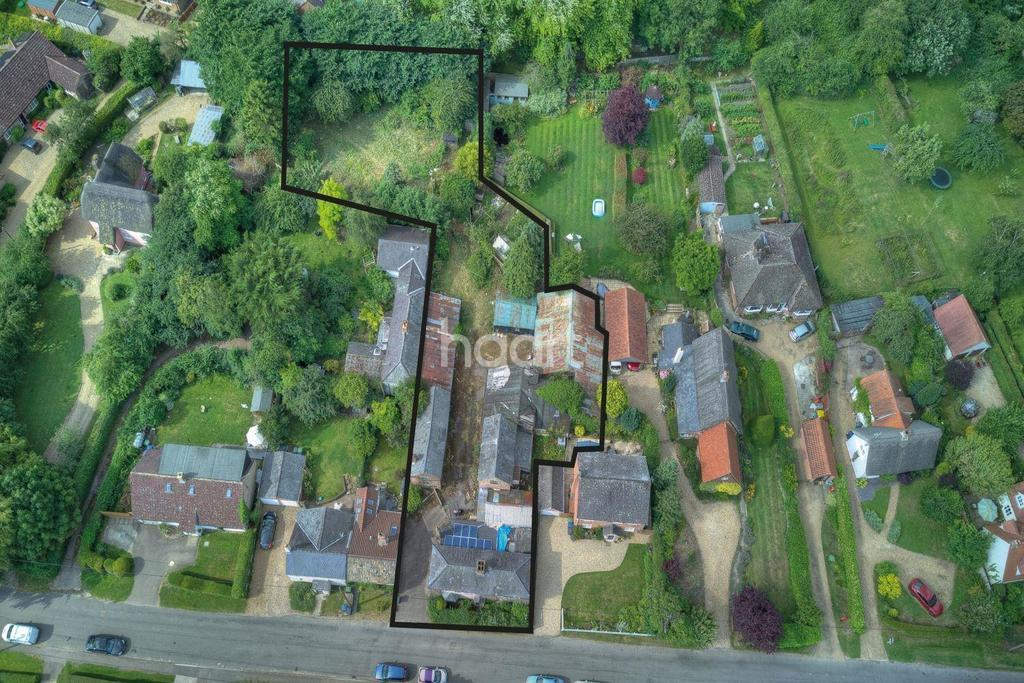 3 Bedrooms Detached House for sale in Ivy House, Weston Colville