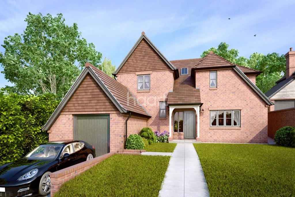 4 Bedrooms Detached House for sale in Inmans Lane, Sheet, Petersfield, Hampshire