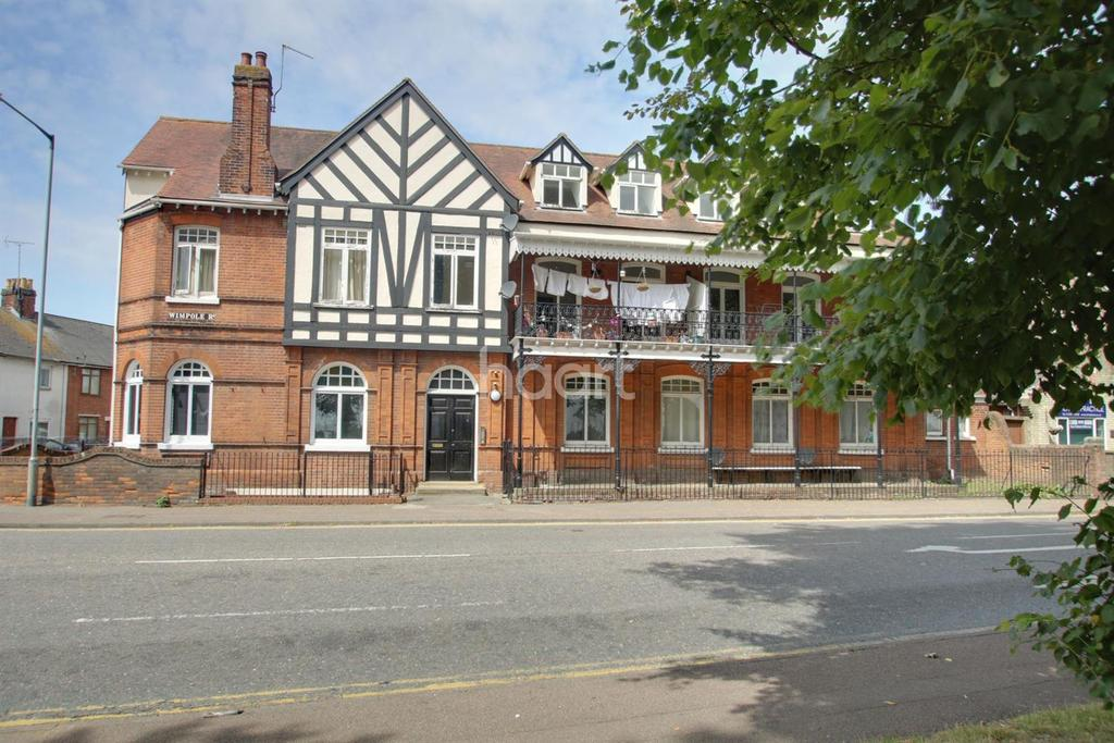 1 Bedroom Flat for sale in Recreation House, Colchester