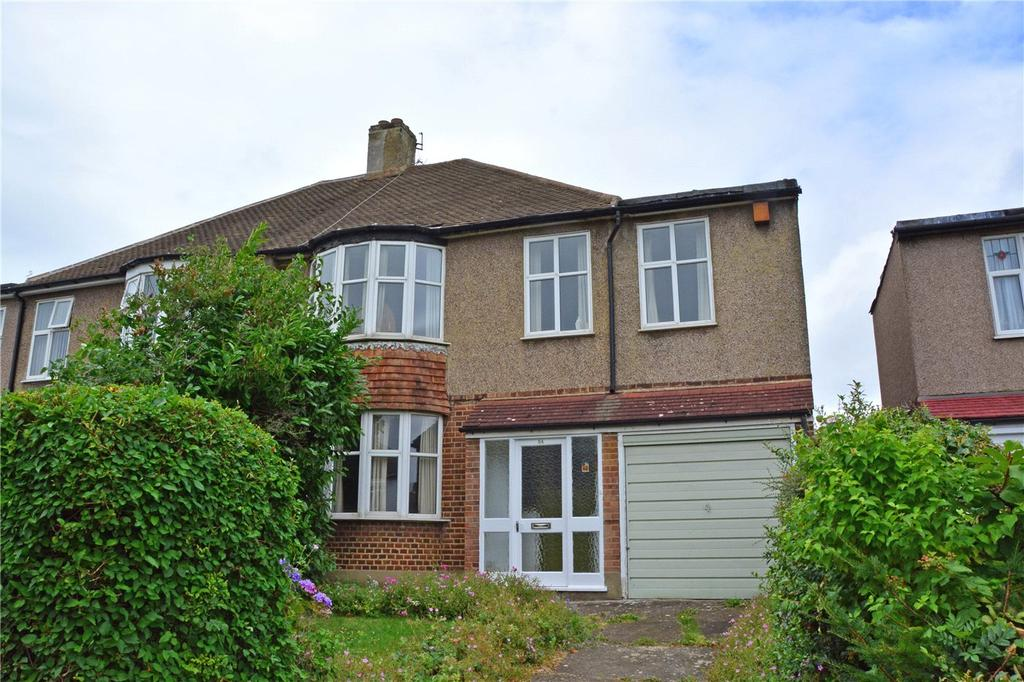 4 Bedrooms Semi Detached House for sale in Chapel Farm Road, London, SE9