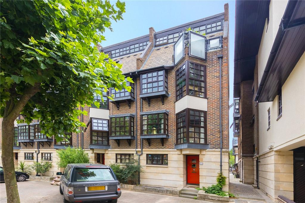 4 Bedrooms End Of Terrace House for sale in Rope Street, London, SE16
