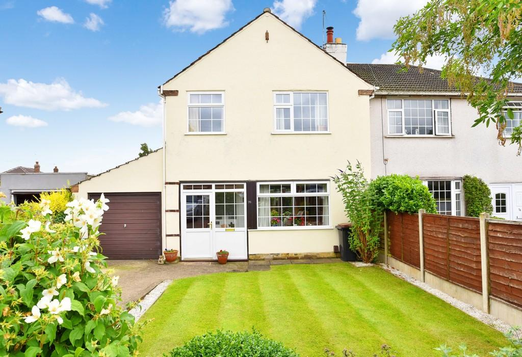 3 Bedrooms Semi Detached House for sale in Forest Avenue, Harrogate