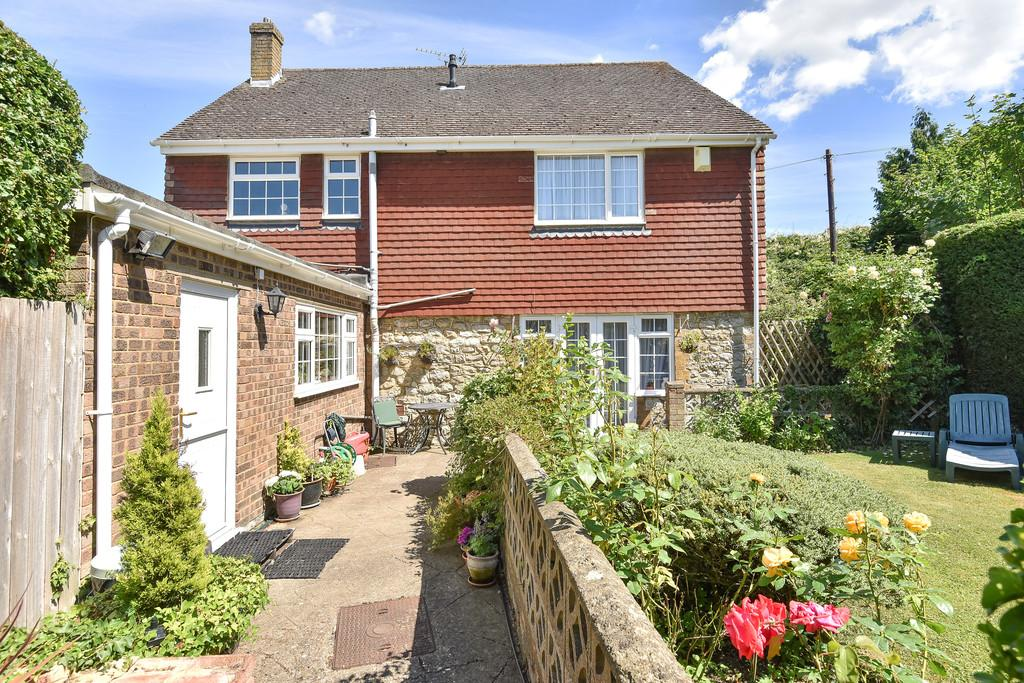 3 Bedrooms Detached House for sale in Ragstone Cottage, Church Street, Boughton Monchelsea