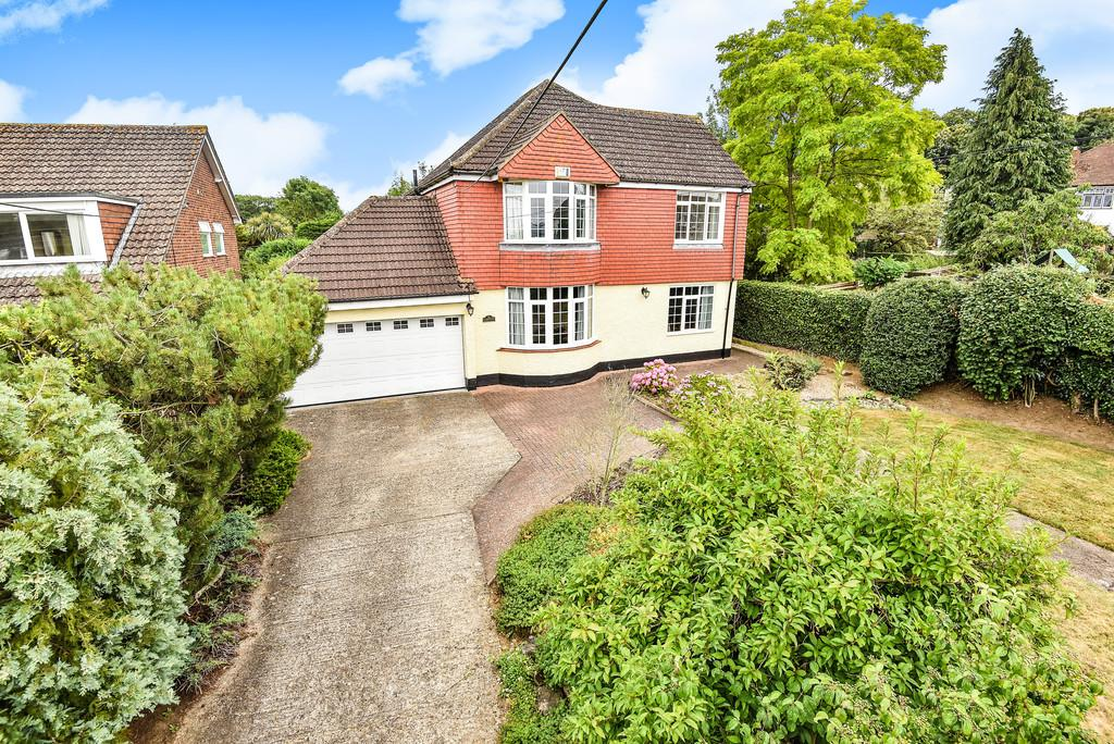 4 Bedrooms Detached House for sale in Rectory Lane South, Leybourne