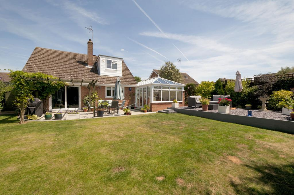 4 Bedrooms Detached House for sale in Hampson Way, Bearsted