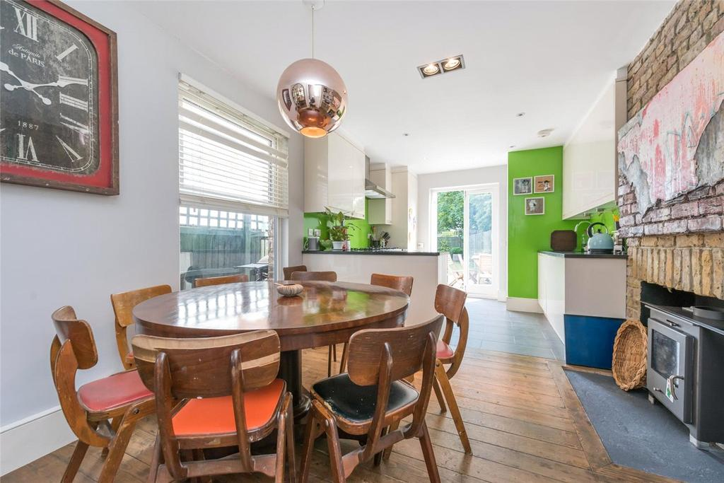 5 Bedrooms Terraced House for sale in Glynfield Road, London, NW10