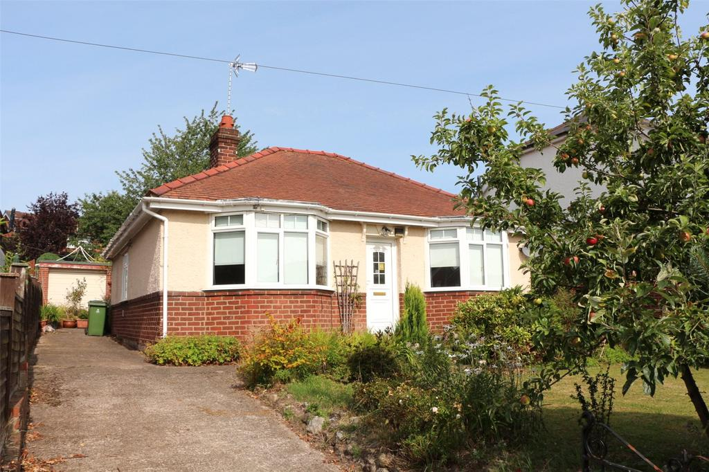 2 Bedrooms Detached Bungalow for sale in Box Lane, Wrexham, LL12