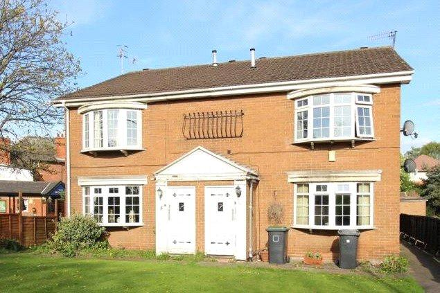 2 Bedrooms Maisonette Flat for sale in Bessell Lane, Stapleford, Nottingham, NG9