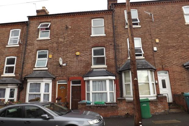 2 Bedrooms Terraced House for sale in Maples Street, Nottingham, NG7