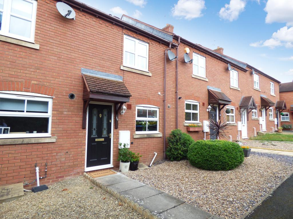 2 Bedrooms Terraced House for sale in St Laurence Way, Bidford-On-Avon
