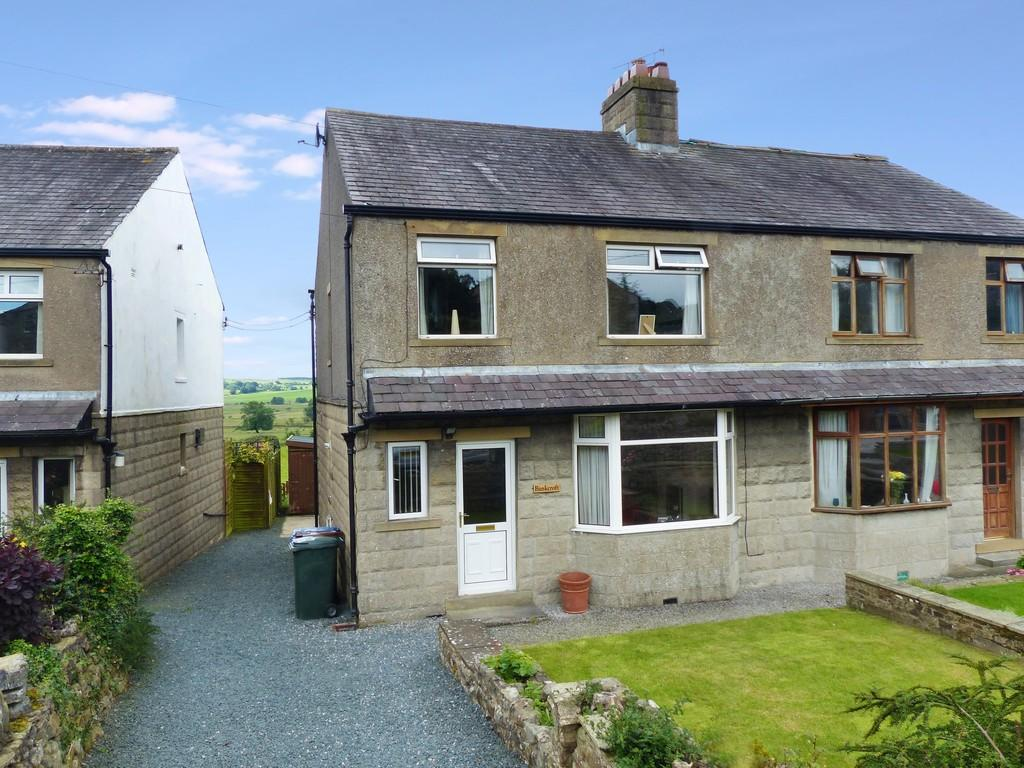 3 Bedrooms Semi Detached House for sale in Bank Croft, Long Preston