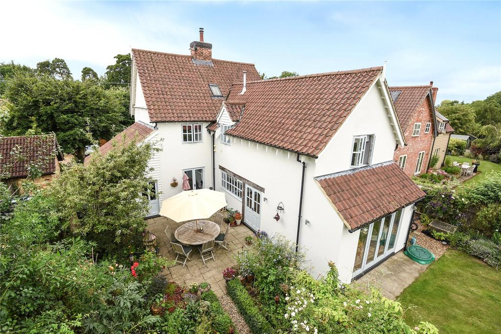 4 Bedrooms Detached House for sale in The Street, Lidgate, Newmarket, Suffolk, CB8
