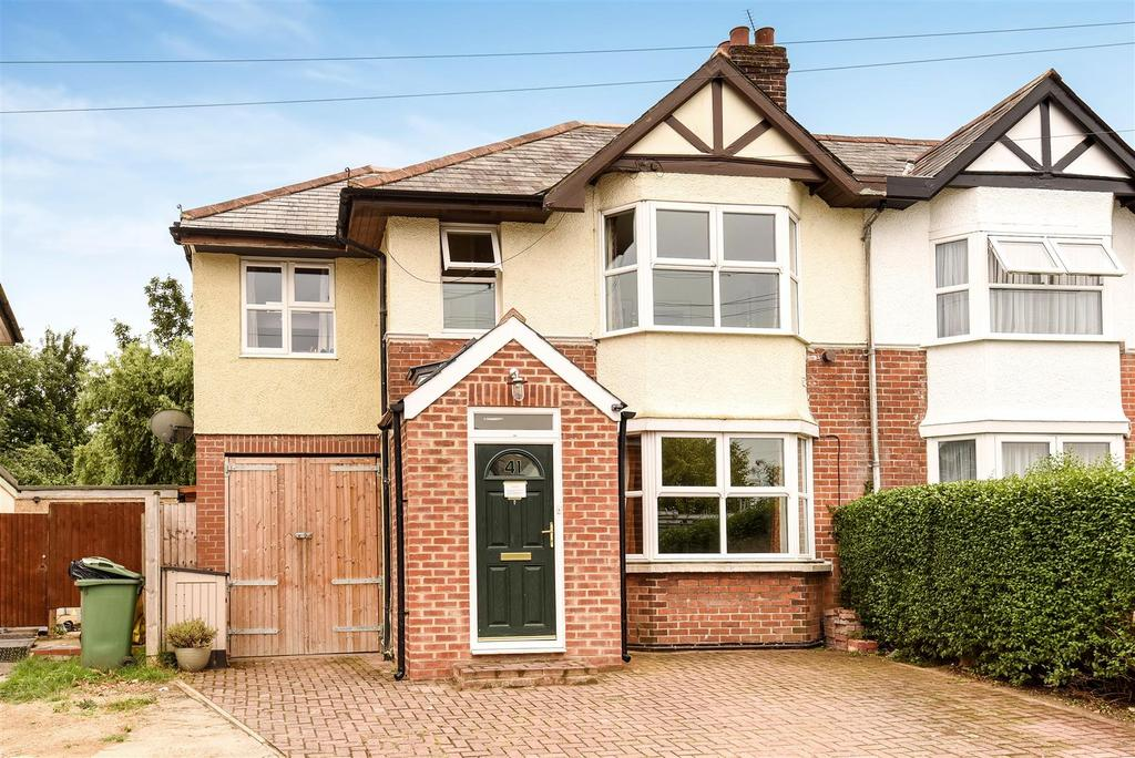 4 Bedrooms Semi Detached House for sale in Campbell Road, Florence Park