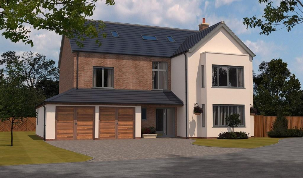 6 Bedrooms Detached House for sale in Barrowby, Grantham