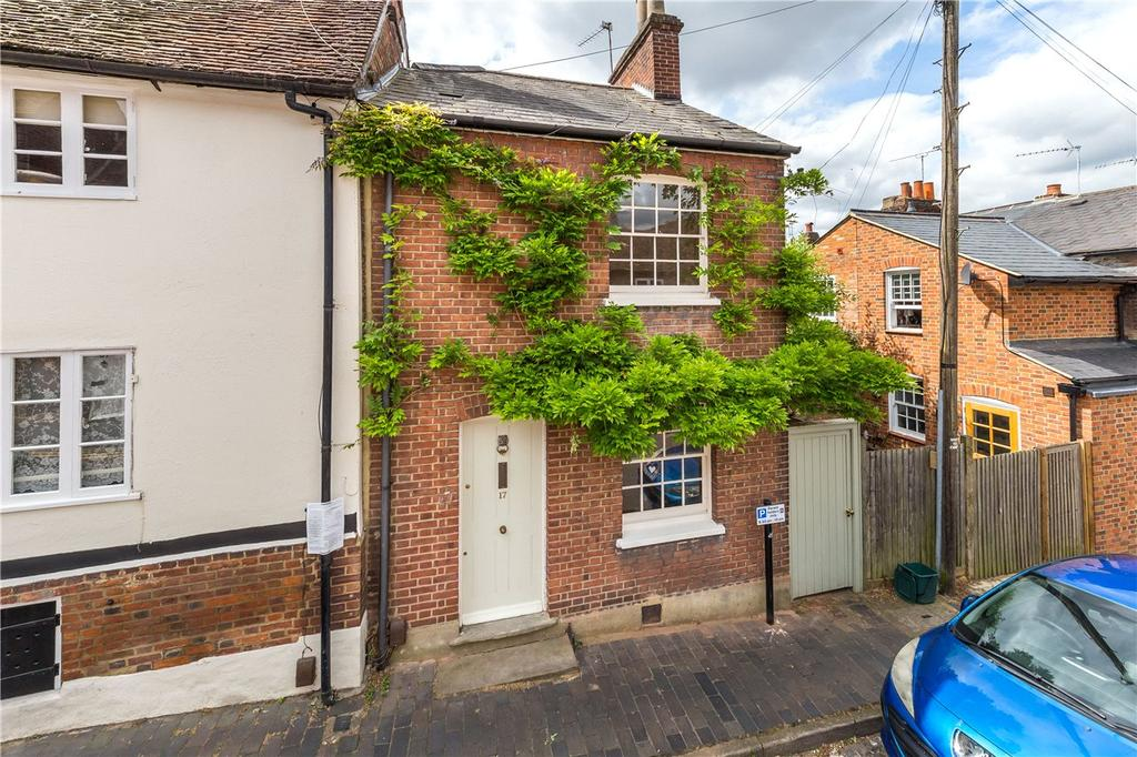 3 Bedrooms Semi Detached House for sale in Lower Dagnall Street, St. Albans, Hertfordshire