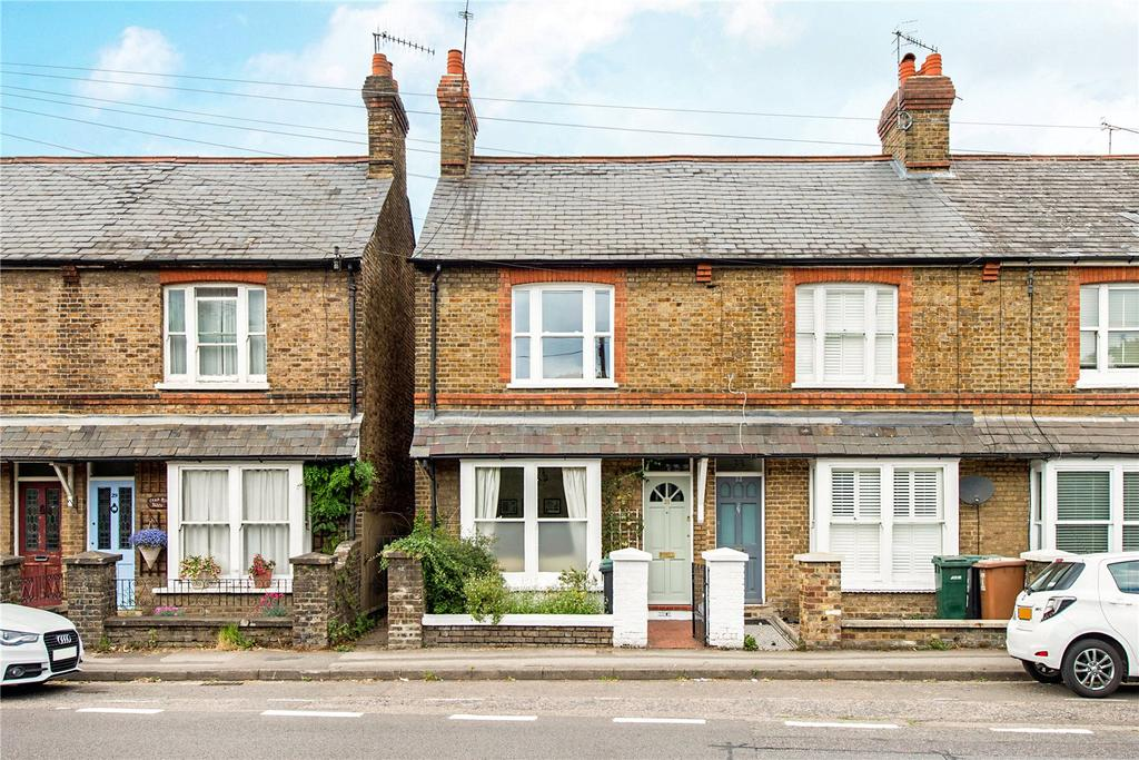 3 Bedrooms End Of Terrace House for sale in Park Road, Rickmansworth, Hertfordshire, WD3