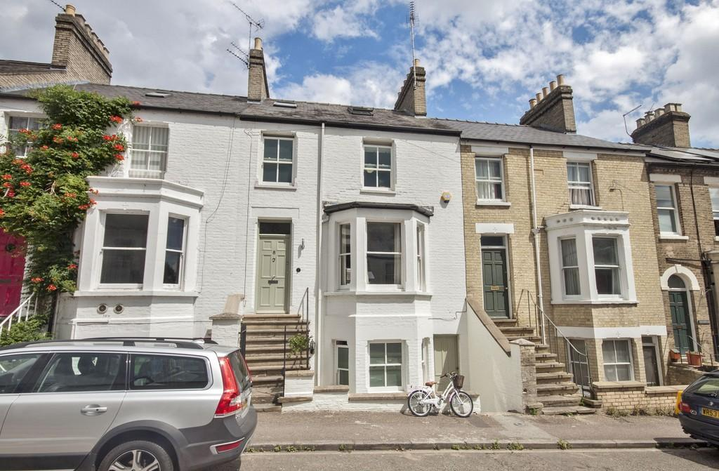 5 Bedrooms Terraced House for sale in Hertford Street, Cambridge