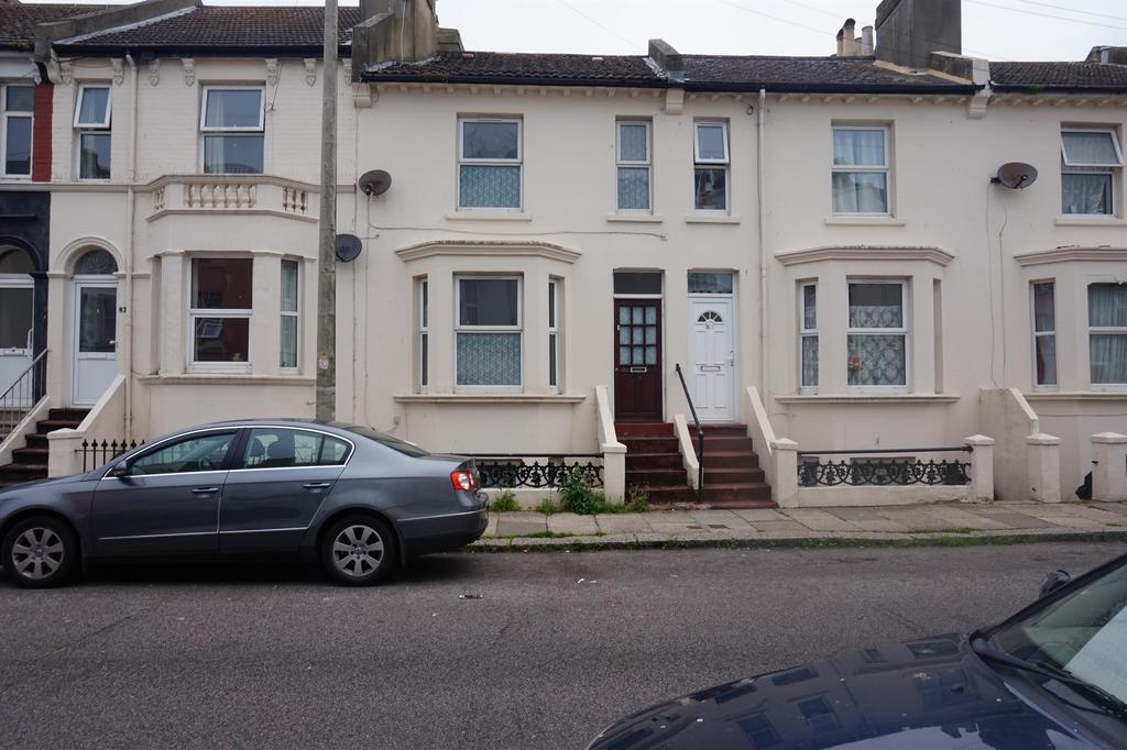3 Bedrooms Terraced House for sale in Manor Road, Hastings, Kent, TN34 3LP