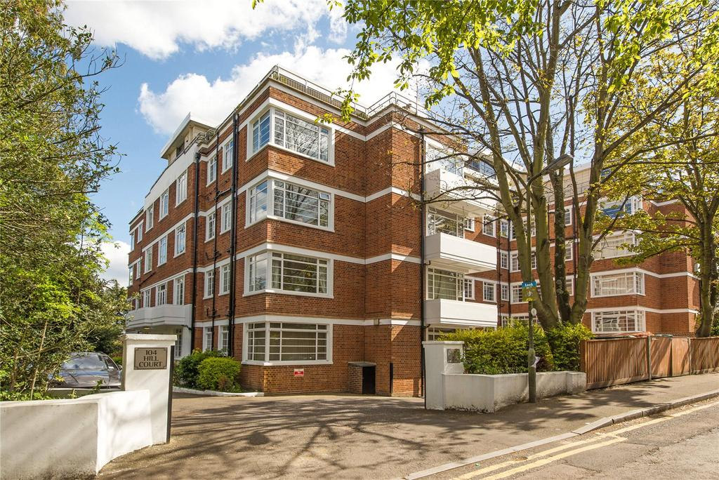 2 Bedrooms Penthouse Flat for sale in Hill Court, 104 Wimbledon Hill Road, London, SW19