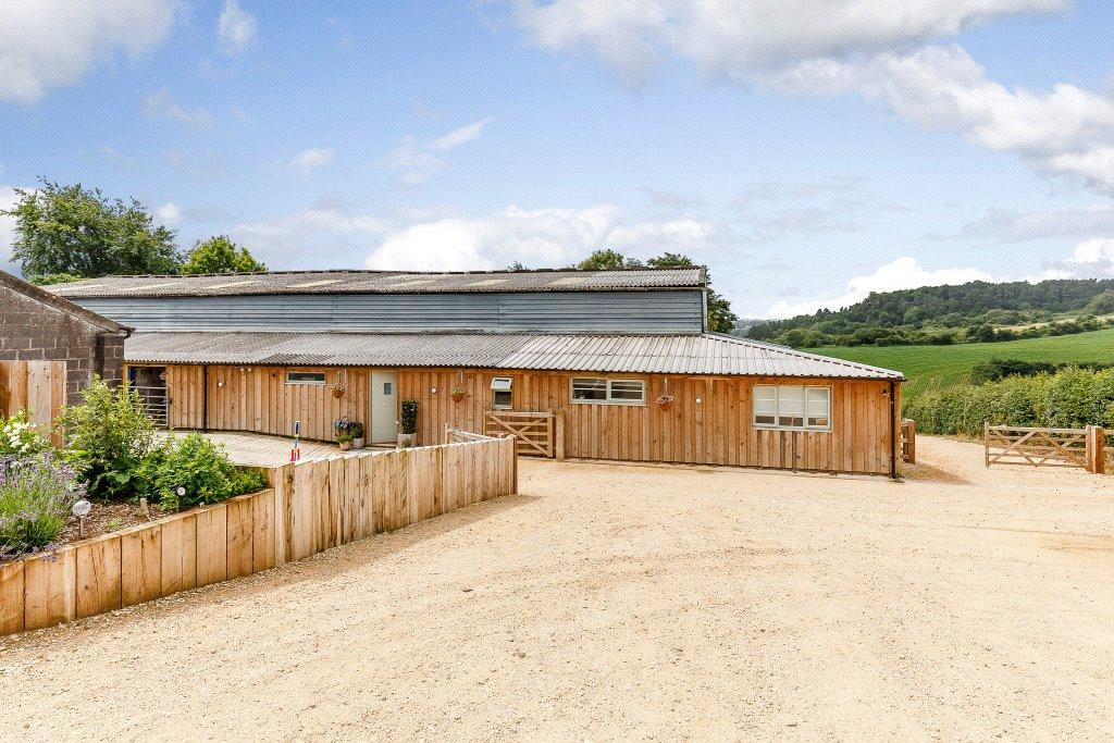 5 Bedrooms Equestrian Facility Character Property for sale in Braysdown, Peasedown St. John, Bath, Somerset, BA2