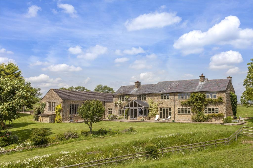 5 Bedrooms Equestrian Facility Character Property for sale in Traitors Ford Lane, Hook Norton, Banbury, Oxfordshire, OX15