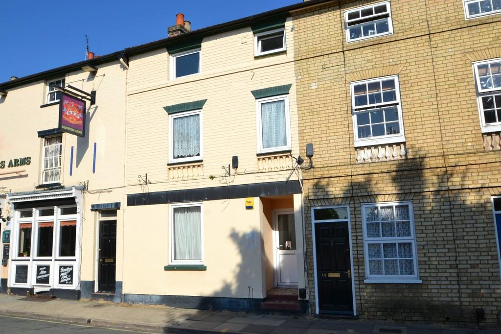 5 Bedrooms Town House for sale in Orford Street, Ipswich, Suffolk, IP1 3NS