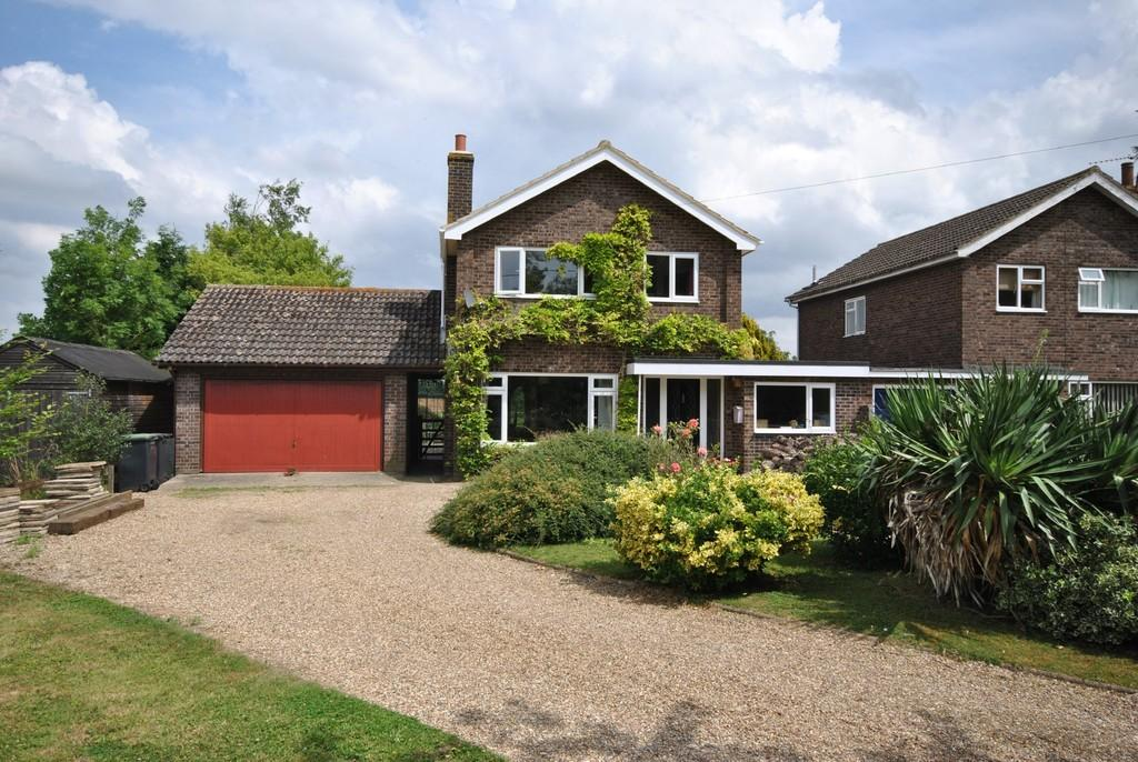 4 Bedrooms Detached House for sale in Rishangles, Suffolk