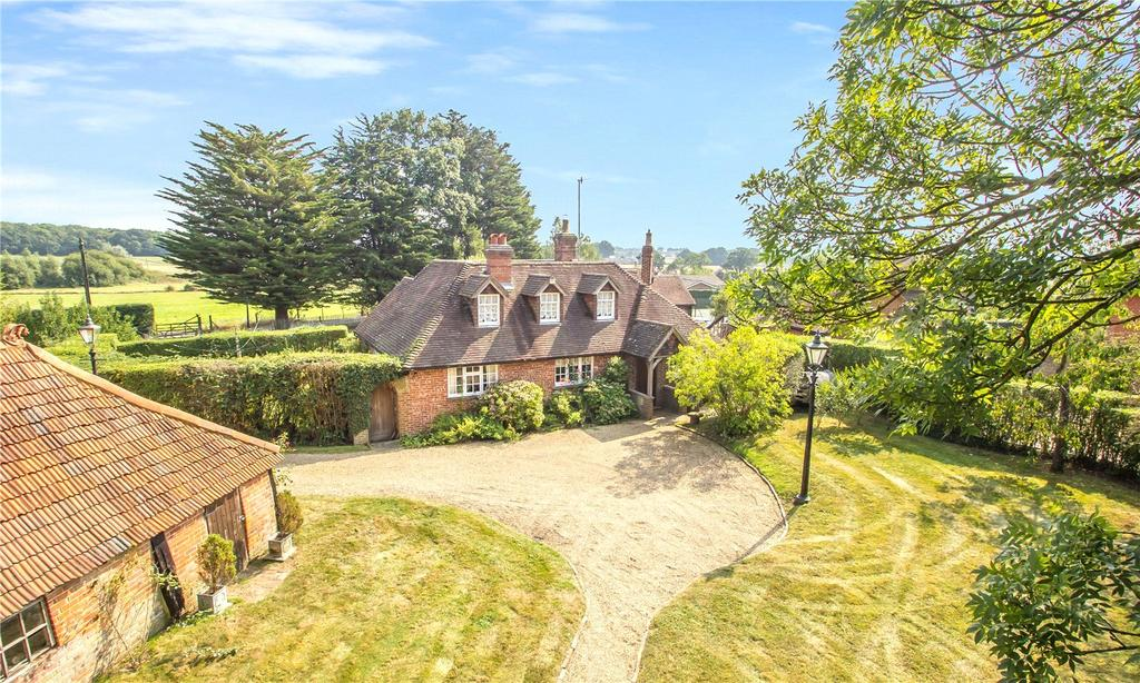 4 Bedrooms Equestrian Facility Character Property for sale in Tandridge Lane, Lingfield, Surrey, RH7