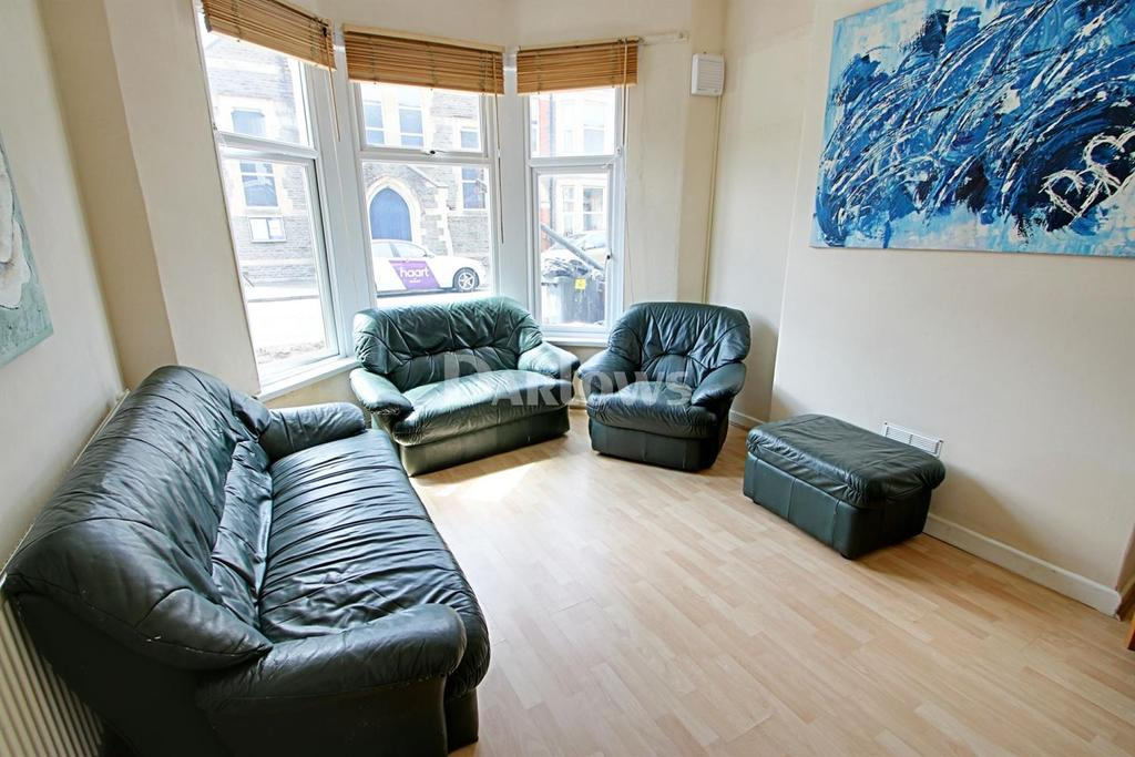 5 Bedrooms Terraced House for sale in Mackintosh Place, Roath, Cardiff
