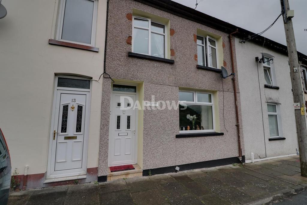 2 Bedrooms Terraced House for sale in Hillside Terrace, Wattstown, Porth