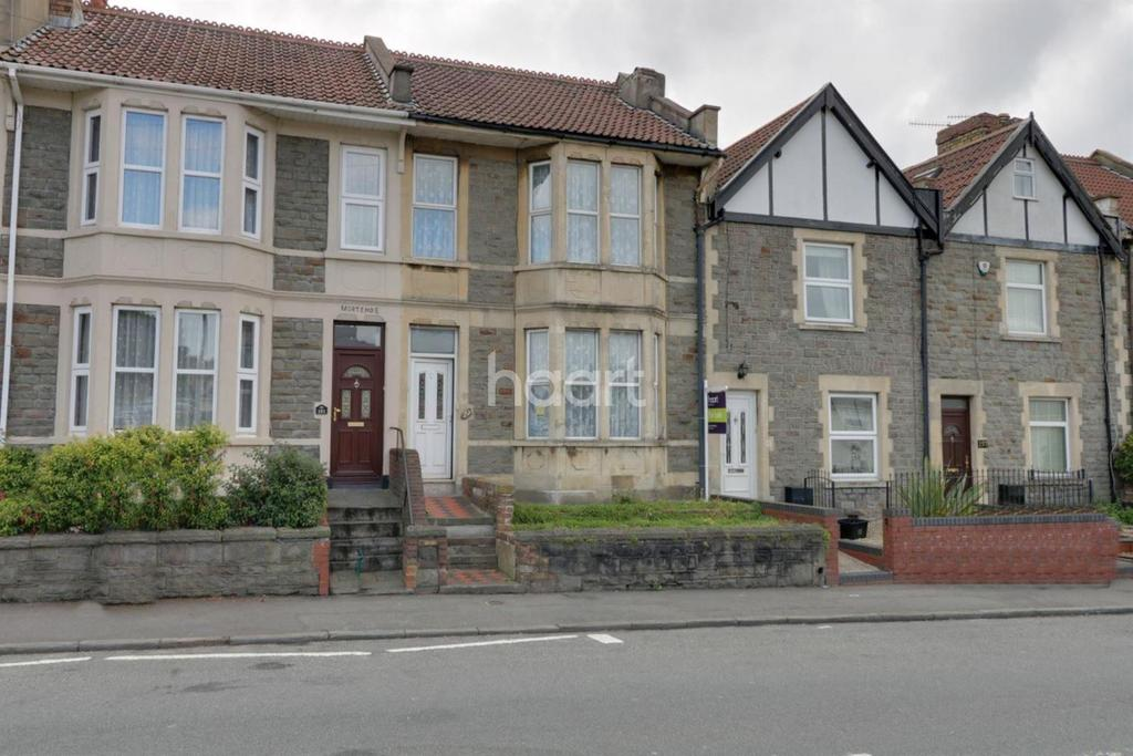 3 Bedrooms Terraced House for sale in Bishopsworth Road, BS13