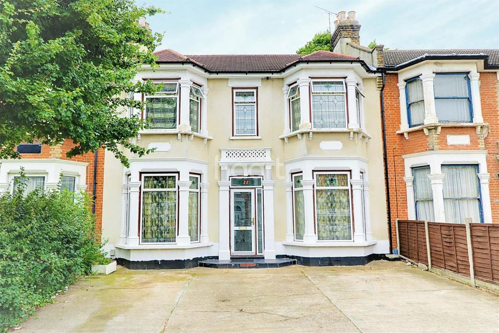 4 Bedrooms Terraced House for sale in Mayfair Avenue, Ilford, Essex