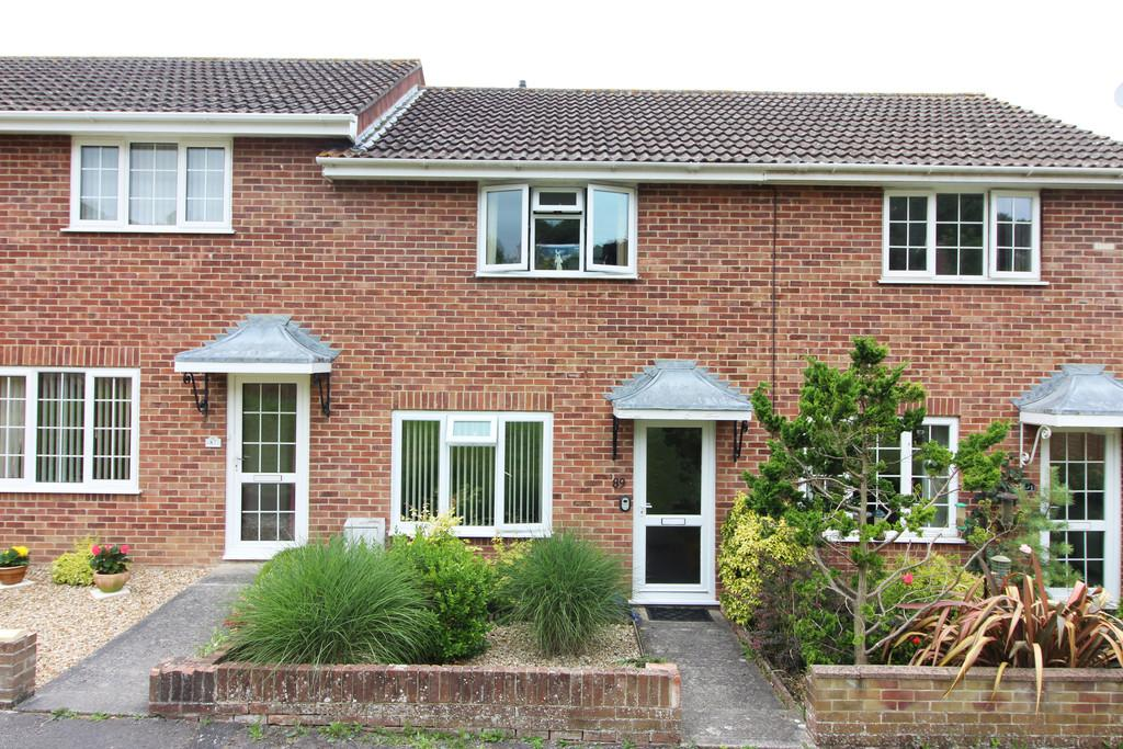 2 Bedrooms Terraced House for sale in Wells Road, Glastonbury