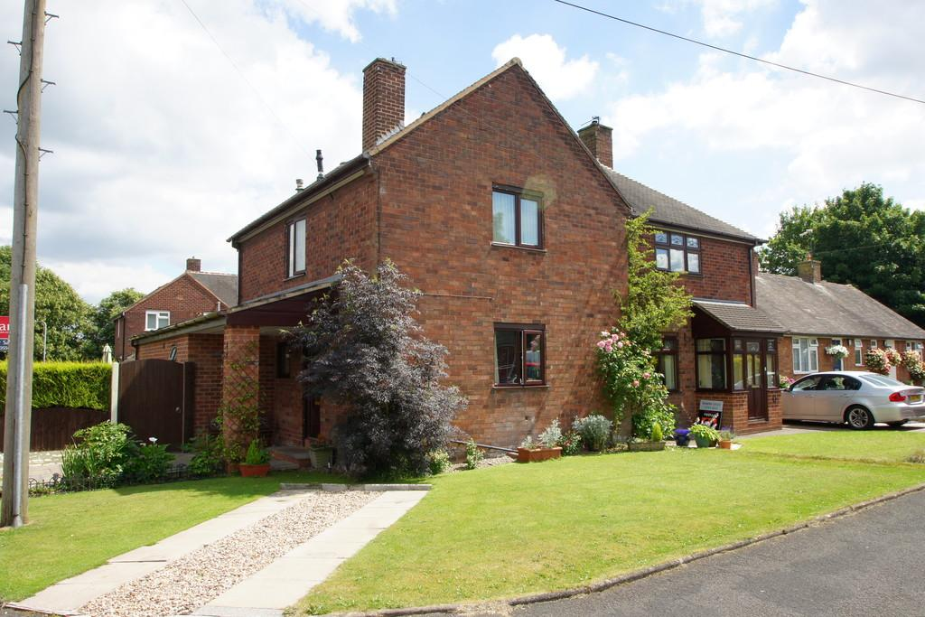 3 Bedrooms Semi Detached House for sale in Bath Road, Cannock